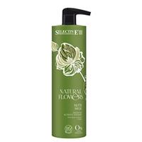 Selective Natural Flowers Nutri Mask - Маска питательная для восстановления волос 1000 мл
