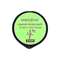 Innisfree Capsule Recipe Pack Bamboo - Маска для лица капсульная (бамбук) 10 мл