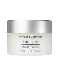 Holy Land Lactolan Moist Cream For Oily Skin - Увлажняющий крем для жирной кожи 70 млКрема для лица<br>Увлажняющий, питательный и восстанавливающий крем для жирной кожи.Действие:Увлажнение и питание кожи.Придает коже бархатистость, мягкость, упругость.Ускоряет репаративные процессы, восстанавливает кожу после чистки и пилингов.Способ применения:Использовать в качестве увлажнителя, защиты и основы под макияж.Объем:70 мл<br>