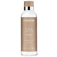 La Biosthetique SPA Line L'Huile SPA - Обогащенное интенсивно смягчающее спа-масло для тела 100 мл