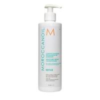 Moroccanoil Moisture Repair Conditioner - Кондиционер увлажняющий восстанавливающий 1000 млКондиционеры для волос<br>Увлажняющий и восстанавливающий кондиционер для волос Moroccanoil Moisture Repair Conditionerоблегчает расчесывание, восстанавливает и увлажняет волосы. Как и все продукты линии Moroccanoil, восстанавливающий кондиционер сделан на основе масла семян марокканского дерева Арганы (Argania Spinosa) - ценнейшего продукта, получаемого на юго-западе Марокко. Кроме того в состав кондиционера включены кератин, жирные кислоты и протеины.<br>