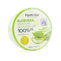 Farmstay Moisture Soothing Gel Aloe Vera - Гель для тела многофункциональный 300 мл