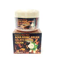 Elizavecca Milky Piggy Aqua Rising Argan Gelato Steam Cream - Крем паровой увлажняющий 100 г