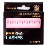 The Saem Eyelashes 10 - Накладные ресницы