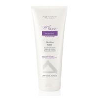 Alfaparf Semi Di Lino Moisture Nutritive Mask - Маска для сухих волос, 50 мл