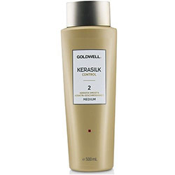 Goldwell Kerasilk Premium Control Keratin Smooth 2 Medium - Компонент 500 мл