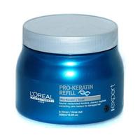 L'Oreal Professionnel Expert Pro-Keratin Refill Masque - Восстанавливающая и укрепляющая маска для поврежденных волос 500 мл