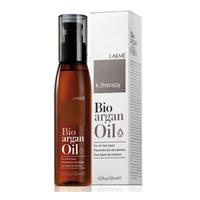 Lakme K.Therapy Bioagran Oil - Аргановое масло для увлажнения и ухода за волосами 125 млСредства для ухода за волосами<br>СРЕДСТВО ДЛЯ УХОДА ЗА ВОЛОСАМИ С АРГАНОВЫМ МАСЛОМ BIO ARGAN OIL из серии K.THERAPY – это масло с легкой текстурой, котороемгновенно впитывается, не вызывая слипания волос. Придает волосаместественный блескибархатистость, обеспечивает великолепную шелковистость, увлажнение, мягкий уход за секущимися кончиками волос и смягчение кутикулы,предотвращает спутывание волос.В состав входит масло арганы – одно из самых дорогих, редких и ценных масел в мире, оно сравнимо по цене с трюфелями, устрицами или черной икрой. Аргановое дерево встречается только в Марокко. Имеет легкий запах с ярко выраженными тонами орехов и специй.BIO ARGAN OILне нужно смывать, оно подходит для всех типов волос и предназначено для ежедневного применения. Средство наноситься на сухие или влажные волосы, идеально подходит для ухода за волосами в летнее время, сохраняя их красоту, яркий блеск и шелковистость.Применение: Равномерно нанести на сухие или влажные волосы 1-2 капли масла. Не смывать. Использовать ежедневно.Объем:125 мл<br>