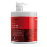 Lakme Teknia Ultra treatment - Средство для поддержания оттенка окрашенных волос Красный 1000 млСредства для ухода за волосами<br><br>
