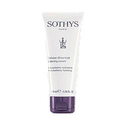 Sothys Post-Depilatory Hydrating Softening Cream - Крем постэпиляционный нежный увлажняющий 100 мл