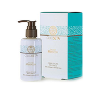 Barex Styling Cream for Hair - Моделирующее молочко с маслом арганы и маслом семян льна 250 мл