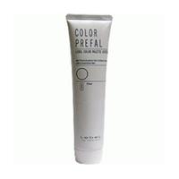 Lebel Color Prefal Gel Juglans Black #1 - Краска для волос гелевая №1 Черный 150гр