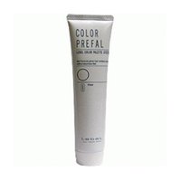 Lebel Color Prefal Gel Clear Clear #0 - Краска для волос гелевая №0 Прозрачный 150гр
