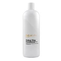 Label.M Condition Colour Stay Conditioner - Кондиционер Защита Цвета 1000млКондиционеры для волос<br>Кондиционер надолго сохраняет цвет окрашенных волос. Содержит жожоба, гидролизованный шелк, алоэ барбадосское и экстракт подсолнечника для интенсивного увлажнения. Комплекс Enviroshield защищает цвет, а также предотвращает повреждение во время укладки и защищает от УФ лучей.Применение: нанести на вымытые шампунем волосы, смыть, при необходимости повторить.Объем: 1000 мл<br>