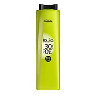 LOreal Professionnel INOA ODS 2 Oxydant Rich - ИНОА ODS 2 Оксидент Обогащенный 9% (30 vol.) 1000 млСредства для окрашивания волос<br>Оксидент 9% Inoa ODS 2 применяется вместе с красителем серии Inoa ODS 2 для осветления на 3 тона. Благодаря технологии нового поколения, использующей масла для быстрого проникновения в структуру волоса и усиления результатов окрашивания без аммиака, краситель Inoa ODS 2 обеспечивает волосам красивый ровный оттенок, не ослабляя и не травмируя их. Он великолепно прокрашивает волосы, а заодно увлажняет их, поддерживая защитный липидный слой.Объем: 1000 мл<br>