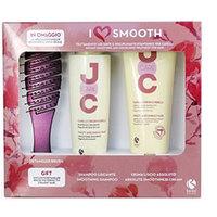 Barex Smoothing Gift Set - Набор (шампунь разглаживающий 250 мл+ крем идеальное выпрямление 200 мл + щетка)