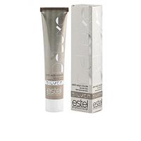 Estel Professional De Luxe Silver - Крем-краска для волос 9/76 блондин коричнево-фиолетовый 60 мл