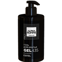 Estel Рrofessional Alpha Homme Pro Gel - Гель для бритья 435 мл