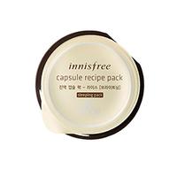 Innisfree Capsule Recipe Pack Rice - Маска для лица капсульная (экстракт риса) 10 мл