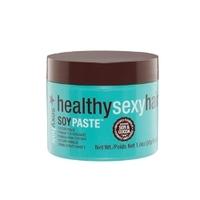 Healthy Sexy Hair Soy Paste Texture Pomade - Крем на сое текстурирующий помадообразный 50 грСредства для ухода за волосами<br>Текстурирующий помадообразный крем Healthy Sexy Hair Soy Paste Texture Pomadeпредназначен для стайлинга. За короткое время средство позволяет смоделировать и зафиксировать прическу так, чтобы ее форма безукоризненно держалась в течение дня.В составтекстурирующего крема входят такие компоненты, как протеины сои, натуральные экстракты, аминокислоты пшеницы. Поэтому средство оказывает и оздоравливающий эффект. Его регулярное применение поможет сделать ваши волосы не просто красивыми, а здоровыми и блестящими.Soy Paste Texture Pomadeимеет легкую текстуру, поэтому он незаметен на волосах. Окружающие видят только послушные и эластичные волосы! Благодаря этому средству, прическа выгладит натурально и стильно. Если возникает необходимость в новой укладке, совершенно необязательно прибегать к помощи дополнительных средств. Новую форму волосам поможет придать уже нанесенный крем.Как применяется:Кончиками пальцев нанесите текстурирующий кремSoy Paste Texture Pomadeна сухие волосы. Смоделируйте прическу.Объем:50 гр<br>