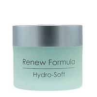 Holy Land Renew Formula Hydro-Soft Cream SPF 12 - Увлажняющий крем 50 млКрема для лица<br>Увлажняющий крем очень лёгкой текстуры с солнцезащитным фильтром. Быстро впитывается, не оставляя жирного блеска.Действие:Увлажняет и смягчает кожу.Защищает от вредного воздействия УФО и внешних воздействий.Обладает антикуперозным и регенерирующим действием.Активные компоненты:Масло сладкого миндаля, сквален, токоферол (витамин Е), масло авокадо, экстракт зеленого чая, аскорбиновая кислота, альфа-липоевая кислота, бензофенон-3, диоксид титана.Способ применения:Крем наносится утром на все лицо и шею за 10 мин. до нанесения макияжа. При очень сухой коже в зимний период под крем наносят несколько капель концентрата RenewFormula Magic Drops или питательный крем RenewFormula Nourishing Cream.Объем:50 мл<br>