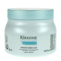 Kerastase Sensidote Dermo-Calm-Маска для чувствительной кожи 500 млМаски для волос<br>Продукты серии мгновенно снимают симптомы раздражения, уменьшают чувствительность дермы, увлажняют кожу головы. Кроме того, средства, входящие в эту линию, делают волосы более эластичными мягкими и густыми.Маска Сенсидоут Керастаз обладает нежным ароматом с нотами розы и лотоса, отлично успокаивает кожу головы, обеспечивает гладкость и мягкость волосам. Гелевая текстура обеспечивает удобное нанесение и продолжительный расслабляющий массаж.Состав:Инновационная молекула PS 21, перечная мята, экстракт черной ивы, глицерин.Способ применения:Нанести на кожу головы и распределить равномерно с помощью расчески. Помассировать кожу. Рекомендуется применять раз в неделю.<br>