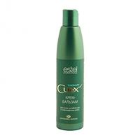 Estel Рrofessional Curex Therapy - Крем-бальзам для сухих,ослабленных и поврежденных волос 200 мл