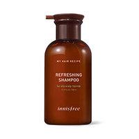 Innisfree My Hair Recipe Freshing Shampoo Oiled Hair - Шампунь для волос освежающий 330 мл