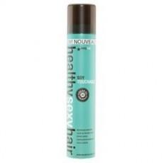 Sexy Hair Healthy Soy Touchable Weightless Hairspray - Лак подвижной фиксации 310 мл