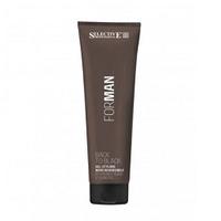 Selective Professional For Man Back to Black – Гель для укладки волос со смываемым чёрным пигментом 150 мл