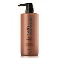 Revlon Professional SM Volume Shampoo - Шампунь для объема волос 400 млШампуни для волос<br>Шампунь специально разработан для придания объема волосам, не утяжеляя их. Сильные, объемные и блестящие волосы, начиная с первого использования шампуня.Объем можно придать любым волосам, даже слабым и тонким!Шампунь не только избавляет локоны и кожу головы от буквально всех видов загрязнений (жира, пота, грязи), но и увлажняет, питает и подготавливает к нанесениюкондиционерадля объема волос линии Стайл Мастерс. Волосы, очищенные шампунем Revlon Style Masters, становятся более крепкими и сильными, привлекают внимание объемом и естественным блеском. В состав средства добавлены уф-фильтры и комплекс веществ, предохраняющих от повреждений при укладке утюжком и щипцами.Способ применения:Нанести на влажные волосы легкими массажными движеними. смыть большим колличеством воды. Повторить процесс.Объем:400 мл<br>