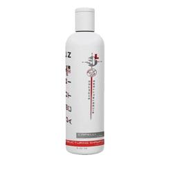 Hair Company Double Action Shampoo Ricostruttore Capelli Liscii - Шампунь восстанавливающий для прямых волос 200 мл