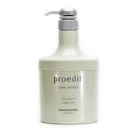 Lebel Proedit Care Works Curl Fit Treatment - Маска для кудрявых волос 600 мл