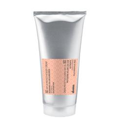 Davines Essential Haircare Su  SPF 25 Protective Body Cream - Nourishing UVA UVB sunscreen - питательный солнцезащитный крем для тела с SPF-фактором 25 150мл
