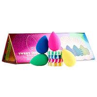 Beautyblender Sweet Indulgence - Подарочный набор (мини-мыло 4 шт + спонж 4 шт)