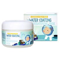 Elizavecca Milky Piggy Water Coating Aqua Brightening Mask - Маска увлажняющая для сияния кожи 100 г