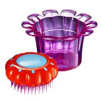 """Tangle Teezer Magic Flowerpot Popping Purple - Детская расческа для волос """"взрывной фиолетовый"""""""