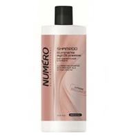Brelil Numero Illuminating Shampoo With Macadami & Argan Oil - Шампунь для придания бриллиантового блеска с маслом арганы и макадамии 1000 мл