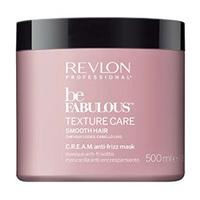 Revlon Professional Be Fabulous C.R.E.A.M. Anti-Frizz Mask - Дисциплинирующая маска 500 мл