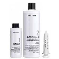 Matrix Bond Ultim8 Protecting System - Набор средств для защиты волос (шаг 1 125 мл + шаг 2 500 мл)