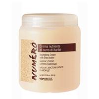 Brelil Numero Karite Cream - Маска с маслом Карите и Авокадо 1000 мл