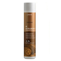 Lakme Teknia Ultra brown shampoo - Шампунь для поддержания оттенка окрашенных волос Коричневый 300 млСредства для ухода за волосами<br><br>