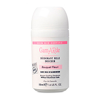 GamARde Deodorant Bille Douceur Bouquet Fleuri - Дезодорант шариковый Цветочный букет 50 мл