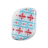 """Tangle Teezer Compact Styler Winter Frost  - Расческа для волос компактная """"зимние морозы"""""""