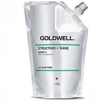 Goldwell Stright And Shine Agent 2 - Нейтрализатор 400 мл