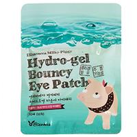 Elizavecca Milky Piggy Hydro-gel Bouncy Eye Patch - Набор патчей для глаз с жемчугом и гиалуроновой кислотой 20 шт