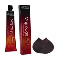 LOreal Professionnel Majirel - Крем-краска Мажируж Ионен G и incell 4.20 шатен интенсивный перламутровый 50 млКраска для волос<br>Крем-краска для итенсивности и чистоты красных оттенков. Новая формула гарантирует высокое качество волоса и, как следствие, великолепный, ровный, стойкий, точный цвет. Повышенная стойкость по сравнению с классическими красными оттенками. Последняя разработка лабораторий L'Oreal молекула Incell в сочетании с базовым полимером ухода Ионен G впервые позволяет обеспечить глубокий уход и максимальную защиту на всех трех зонах строения волоса. Система Интенсивного Блеска (Lumax) придает оттенкам дополнительный яркий блеск. Мощность осветления до 3 тонов. Покрытие седины до 100%.Молекула incell, микрокатионный полимер Ионен G™, многомерные молекулы системы высокой стойкости (НТ), система проявления цвета (Revel Color).Объем: 50 мл<br>