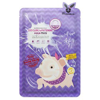 Elizavecca Milky Piggy Bio Cling Whitening Aqua Mask - Омолаживающая маска из биоцеллюлозы 25 мл