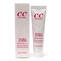 Secret Key Telling U CC Cream - Крем сс для лица 30 мл