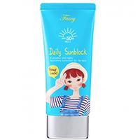 Fascy Daily Sunblock Cream - Крем солнцезащитный 60 мл